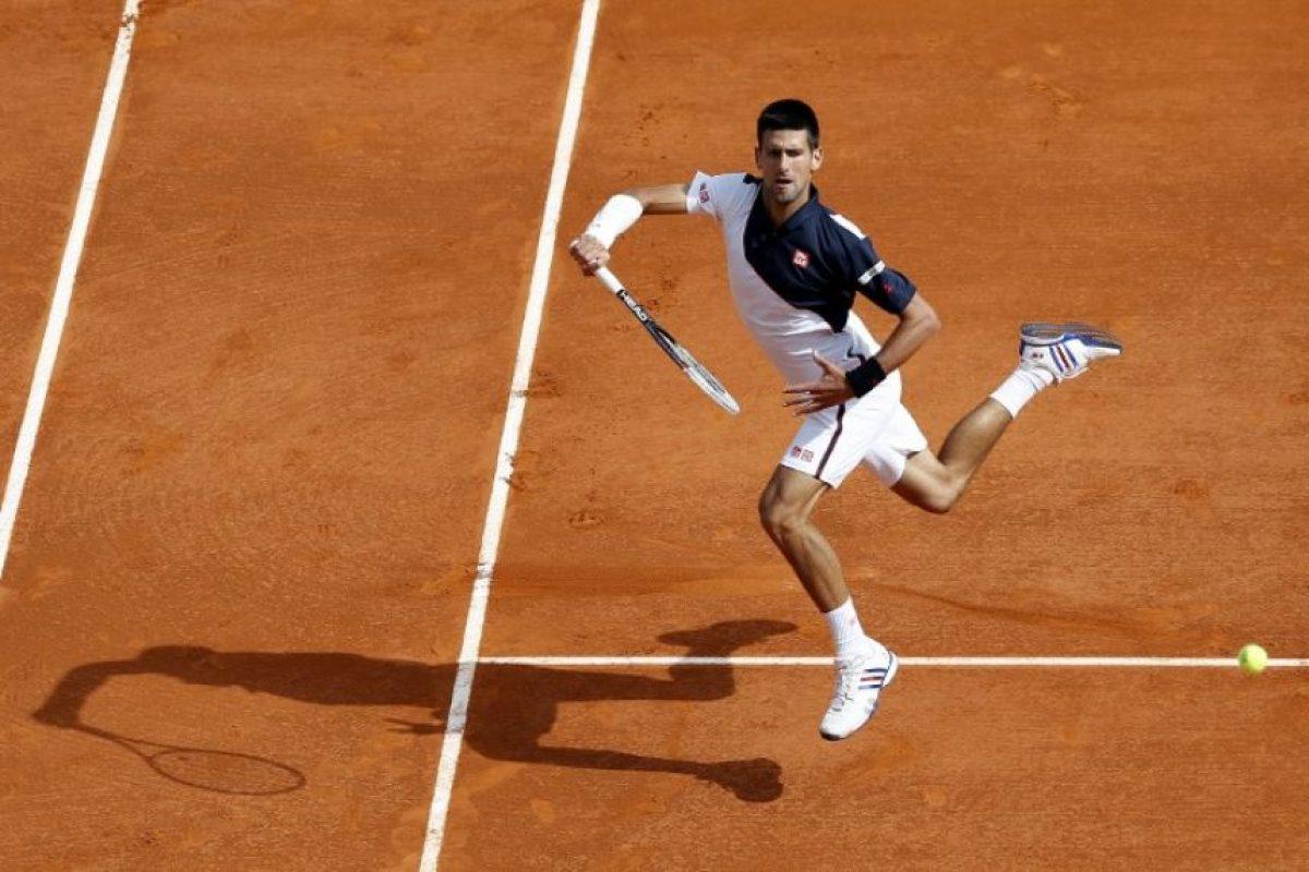 Nole no pudo ante el poderío de Roger. Foto:AFP. Imagen Por: