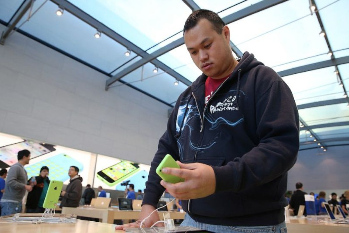 Apple tendrá que hacer algo antes de perder más clientes. Foto:getty images. Imagen Por: