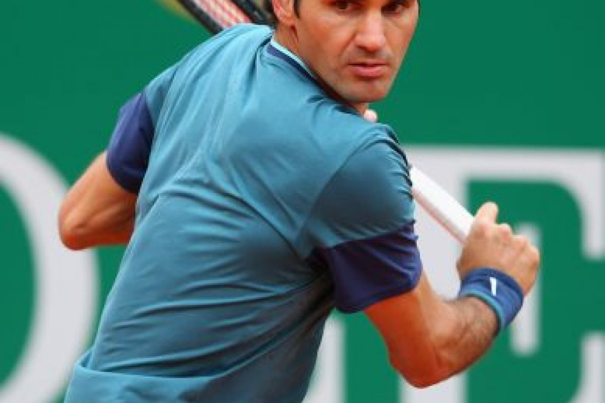 Federer venció en dos sets aDjokovic. Foto:getty images. Imagen Por: