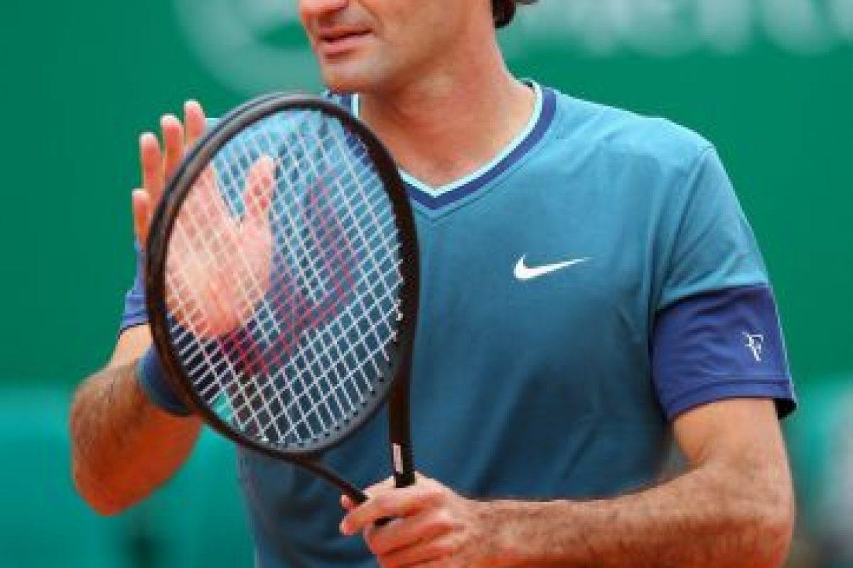Federer terminó venciendo al 2 del mundo. Foto:getty images. Imagen Por: