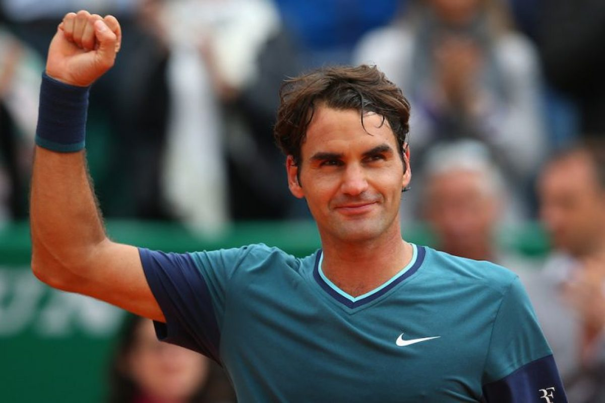 Federer enfrentará a su compatriota Wawrinka en la Final de Montecarlo. Foto:getty images. Imagen Por: