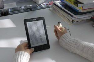 La lectura ahora es posible. Foto:Fluid Interfaces. Imagen Por: