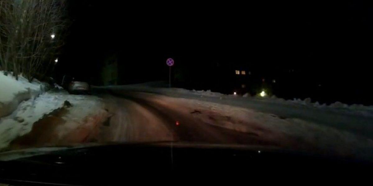 Video: Nuevo meteorito alumbra el cielo de Rusia