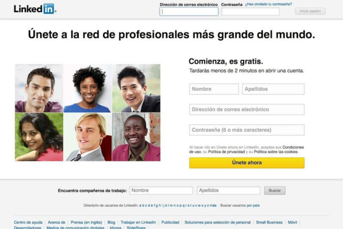 La compañía quiere llegar a más personas. Foto:LinkedIn. Imagen Por:
