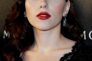 Increíblemente, Scarlett Johansson también estaba en el top ten. Foto: Getty. Imagen Por: