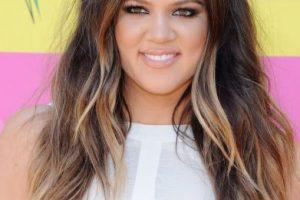 Khloé Kardashian es criticada por su peso. Foto: Getty. Imagen Por: