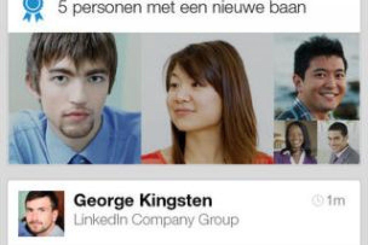 1.45 millones de visitas al día por trabajo. Foto:LinkedIn. Imagen Por: