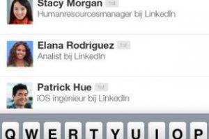 Sus apps móviles representarán el 50% de su tráfico a finales de año. Foto:LinkedIn. Imagen Por:
