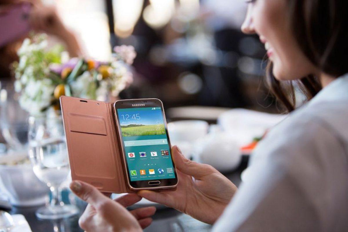 La marca surcoreana está atacando con todo a Apple. Foto:Samsung. Imagen Por: