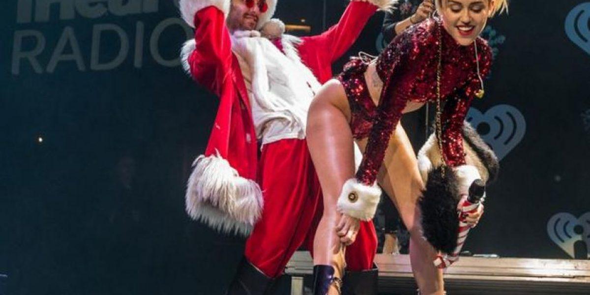 Miley Cyrus cancela su gira de conciertos