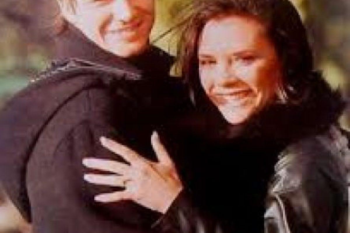 """En Gran Bretaña,apenas se casó con David, era considerada como """"ordinaria"""". Foto: Fanpop. Imagen Por:"""
