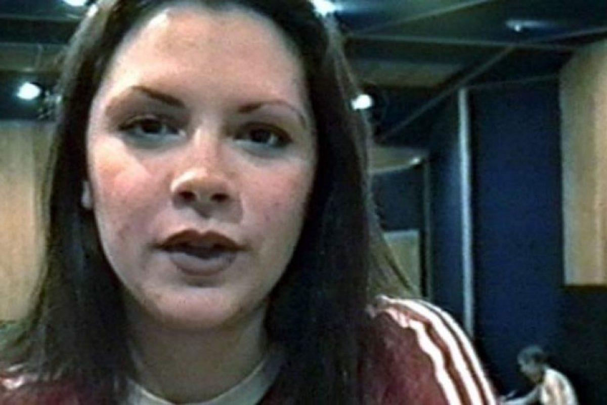 """De joven, no se diferenciaba de muchas """"chavs"""" londinenses de la época. Foto: Youtube. Imagen Por:"""