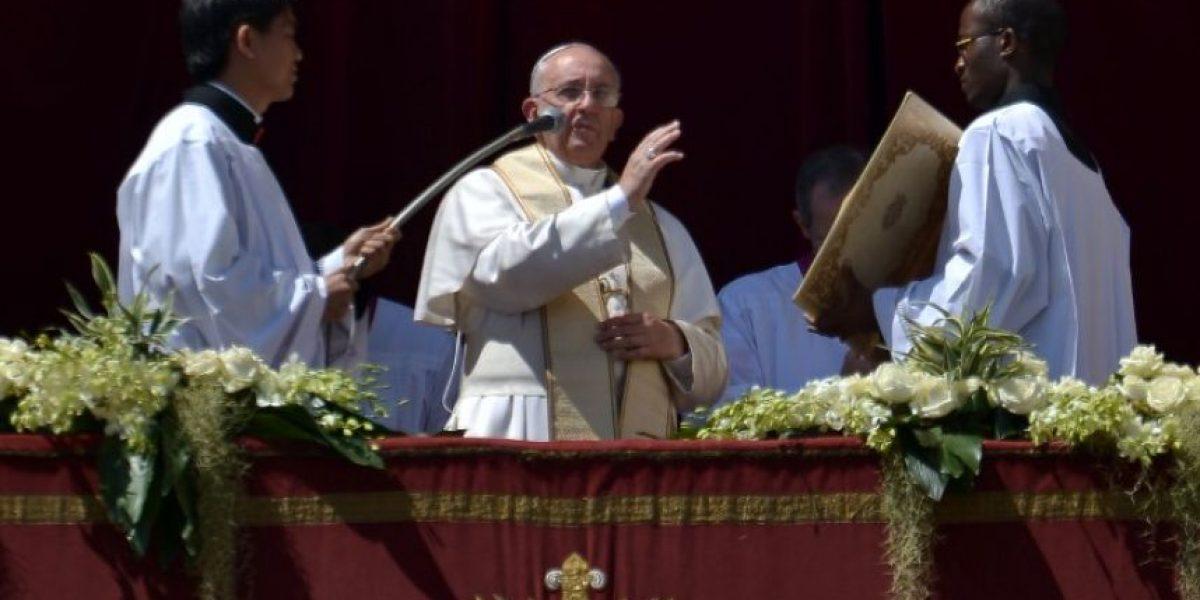 Papa insta al diálogo en Venezuela en su mensaje de Pascua