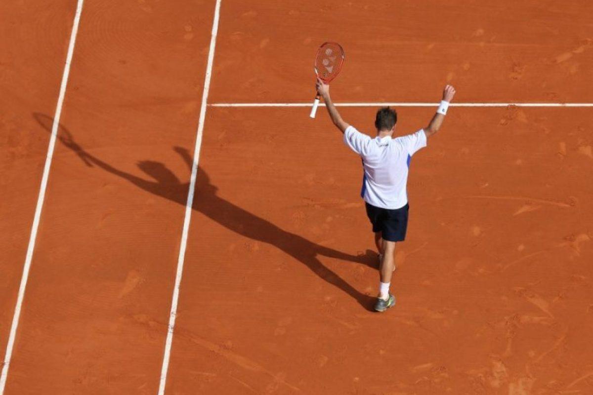 Wawrinka vino de atrás para vencer a Roger. Foto:AFP. Imagen Por:
