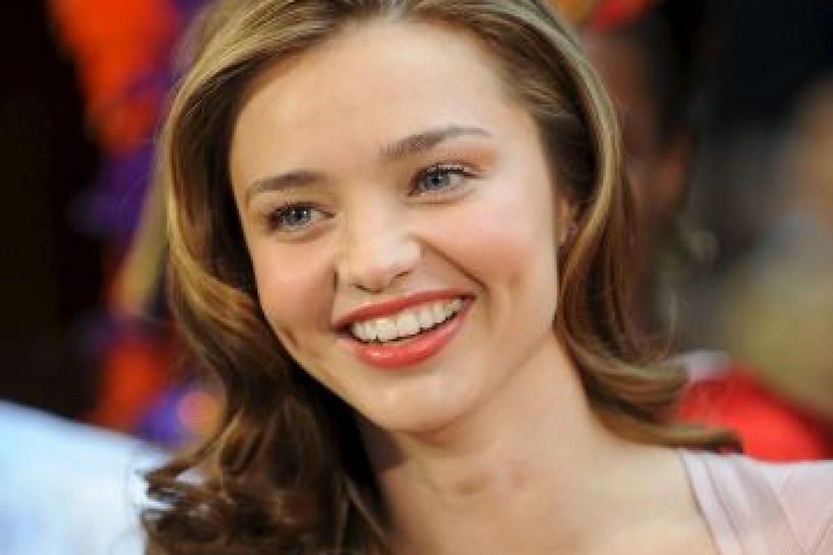 La sonrisa de Miranda siempre cautiva. Foto:getty images. Imagen Por: