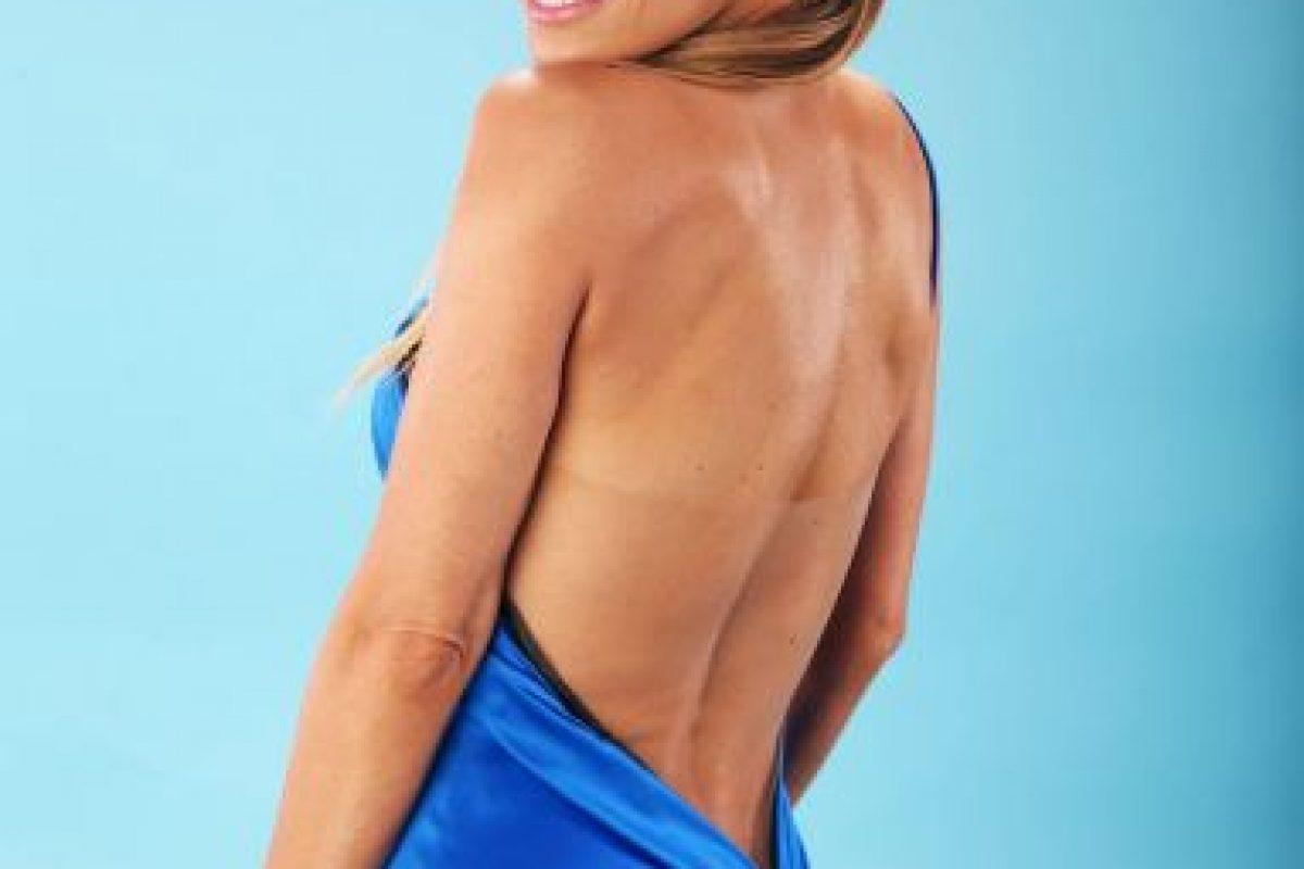 """Carmen cofundó la fundación """"Head To Hollywood Con Baker"""". Foto:getty images. Imagen Por:"""