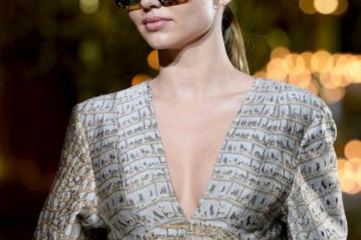 Miranda fue uno de los ángeles de Victoria's Secret entre 2007 y 2013. Foto:getty images. Imagen Por: