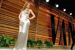 Miranda Kerr en un evento reciente. Foto:getty images. Imagen Por:
