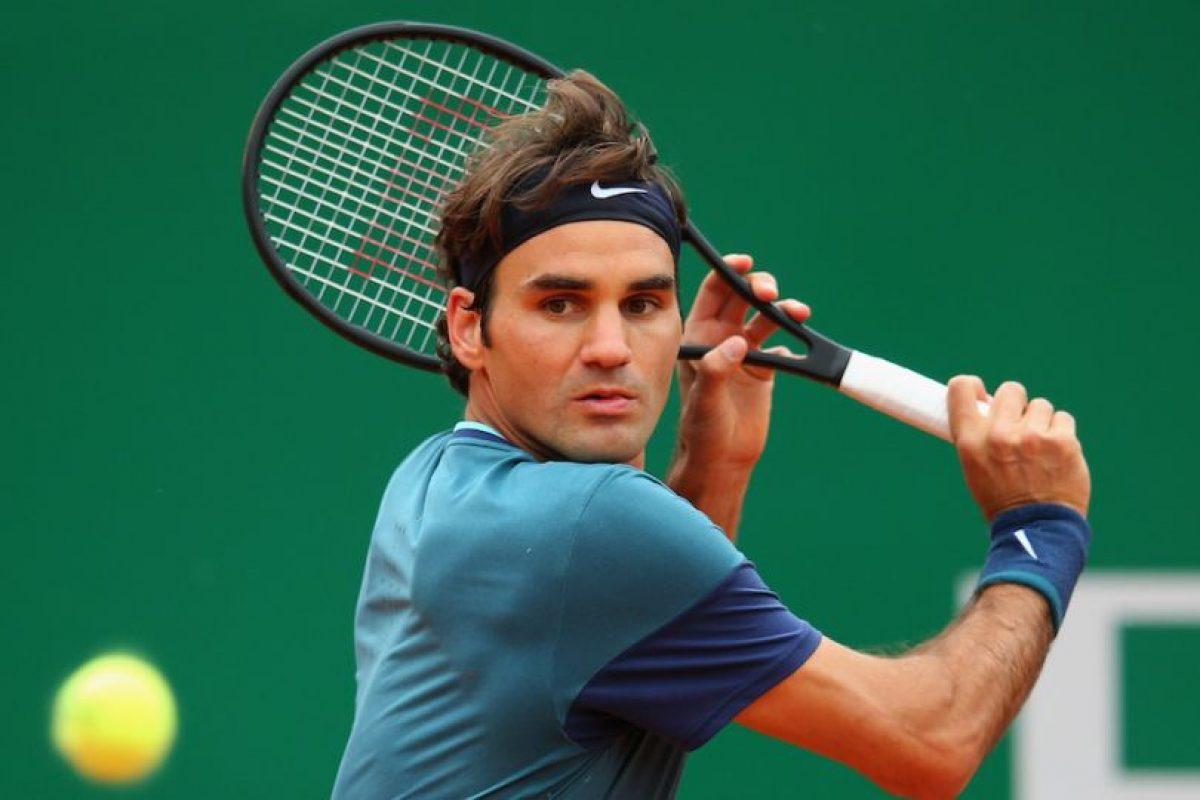 Federer comenzó jugando bien. Foto:getty images. Imagen Por: