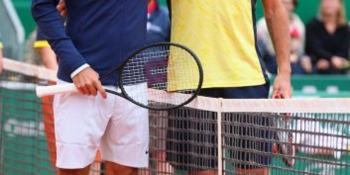 FOTOS: Los mejores momentos del Wawrinka vs. Federer en la Final de Montecarlo