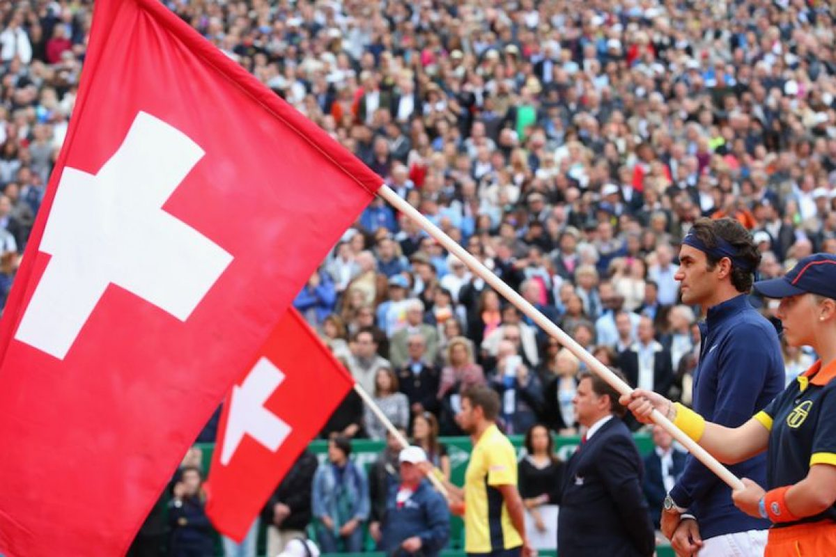 Los suizos en Montecarlo. Foto:getty images. Imagen Por: