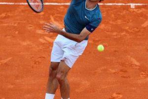 Roger en lo más alto. Foto:getty images. Imagen Por:
