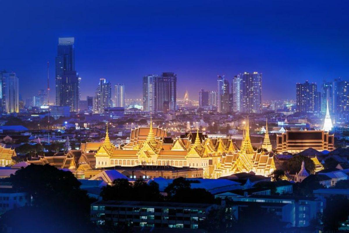 Bangkok. Foto: Getty. Imagen Por:
