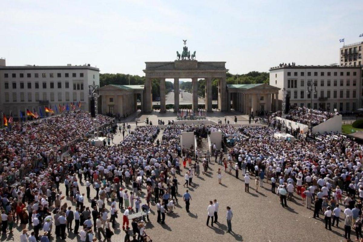 Berlín. Foto: Getty. Imagen Por: