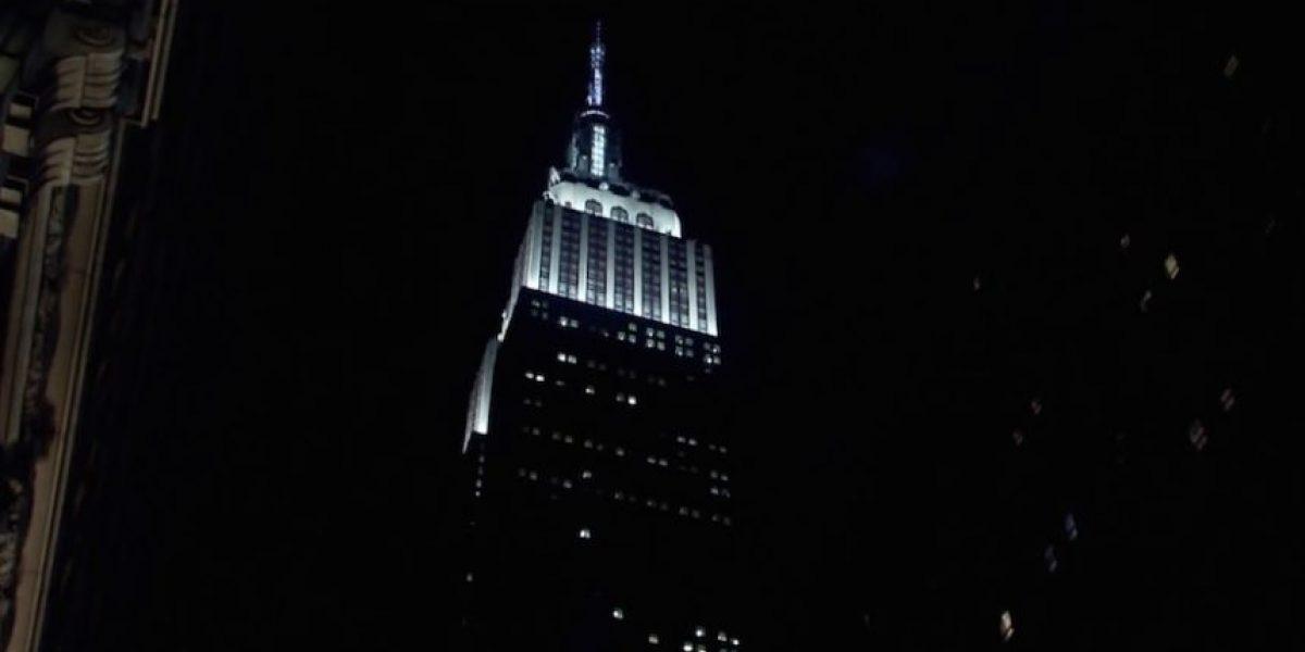 Video: Así subieron un Mustang a lo más alto del Empire State