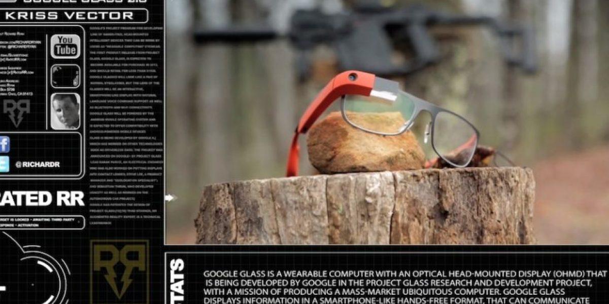VIDEO: Esta es la resistencia de los Google Glass