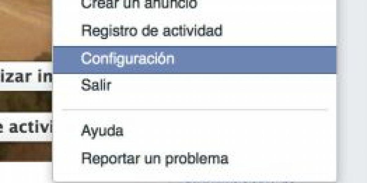 Cómo evitar que Facebook sature su correo electrónico