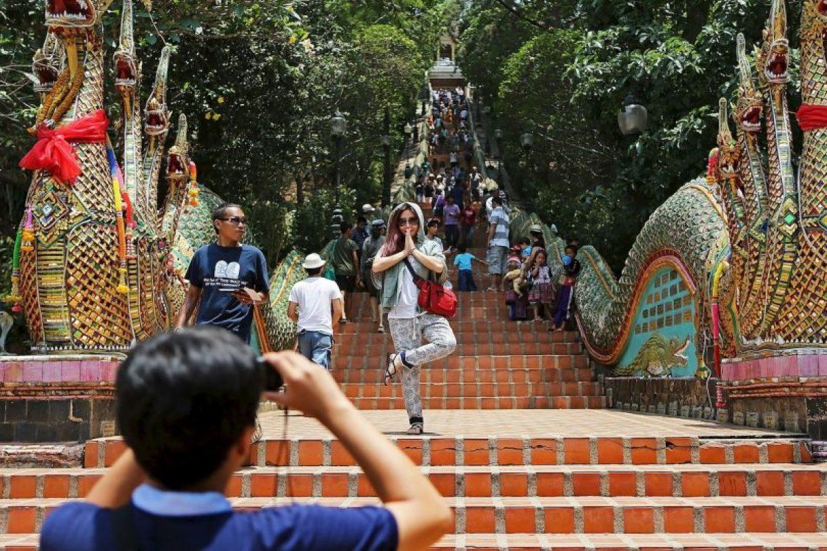 Chiang Mai. Foto: Getty. Imagen Por:
