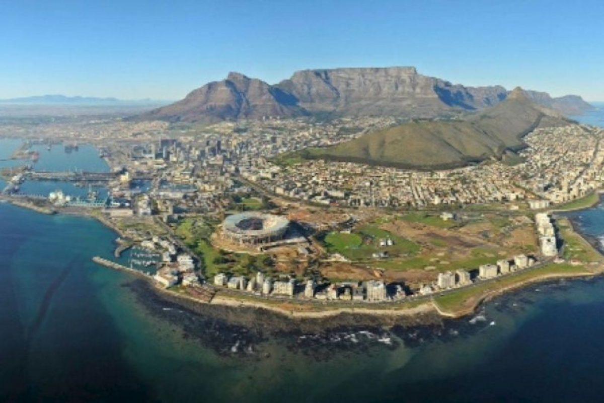 Ciudad del Cabo. Foto: Getty. Imagen Por: