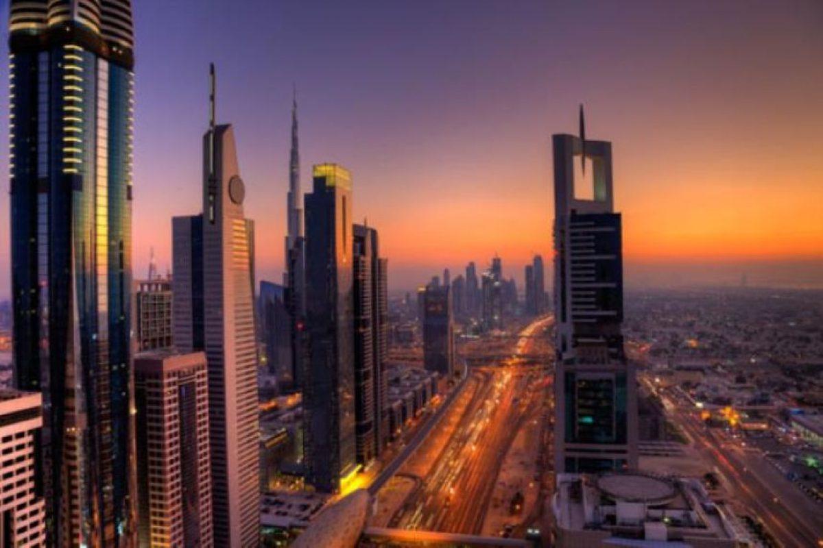 Dubai. Foto: Getty. Imagen Por: