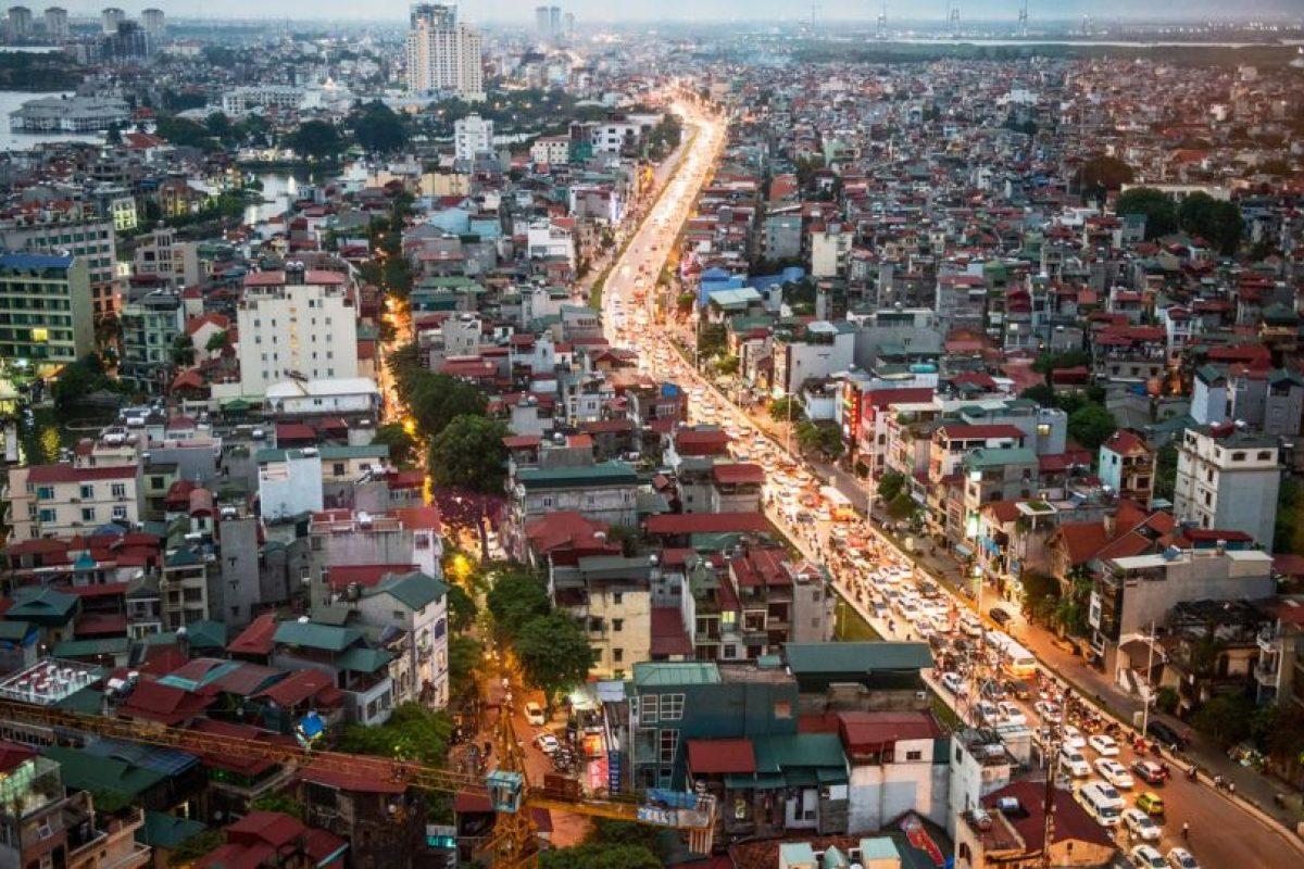 Hanoi. Foto: Getty. Imagen Por: