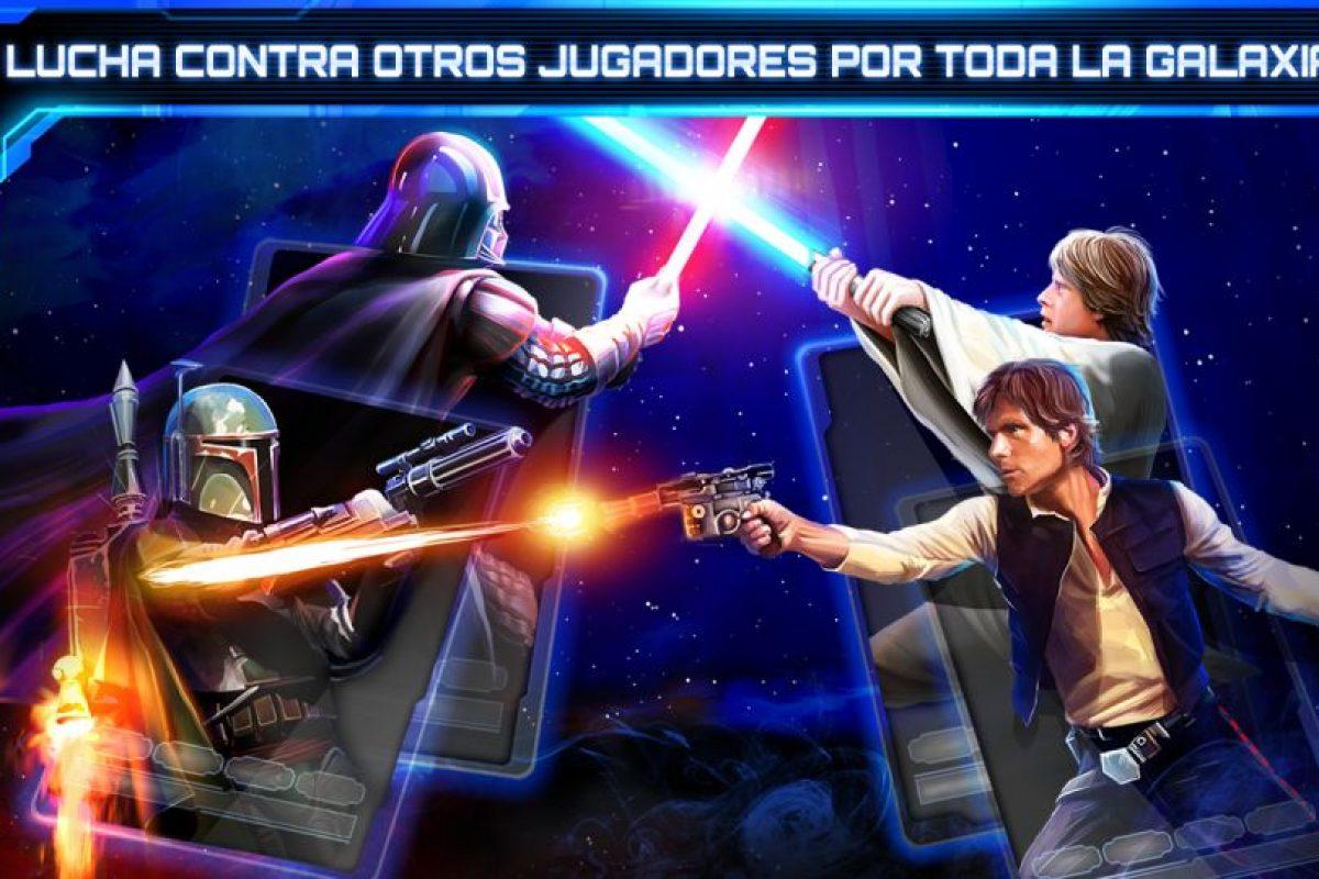 Foto:LucasArts. Imagen Por: