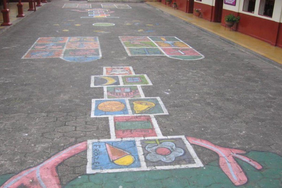 La golosa es un clásico poco conocido en los colegios. Foto: Laboratoriosdeformacionartisticaantioquia. Imagen Por: