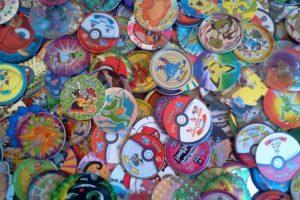 Tazos. Foto: Mercado Libre. Imagen Por: