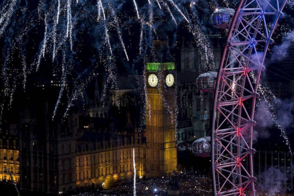 Londres. Foto: Getty. Imagen Por: