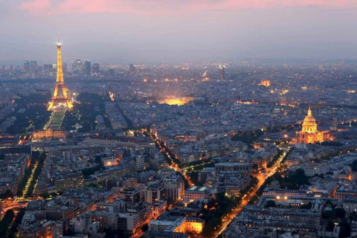 París. Foto: Getty. Imagen Por:
