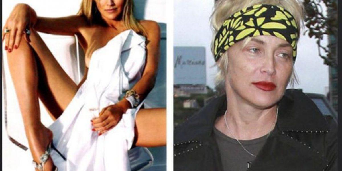 Fotos: Celebridades que envejecieron muy mal