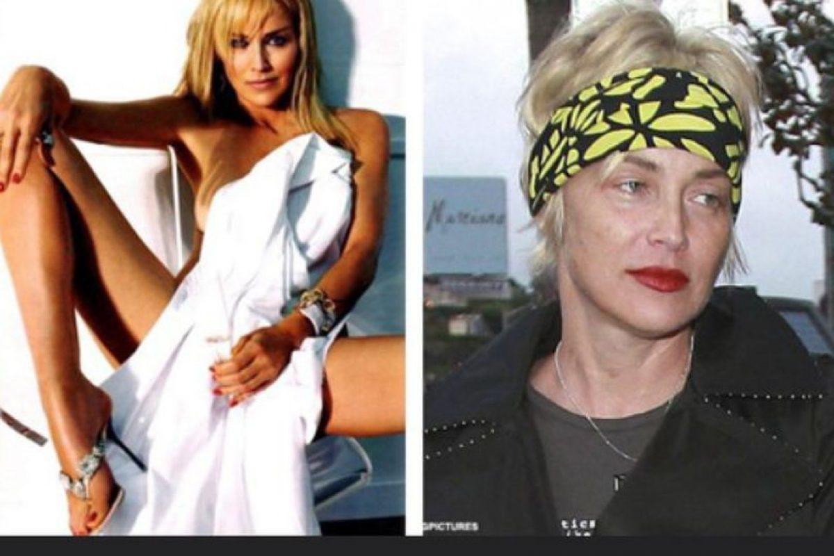 Sharon Stone. Foto: Acidcow. Imagen Por: