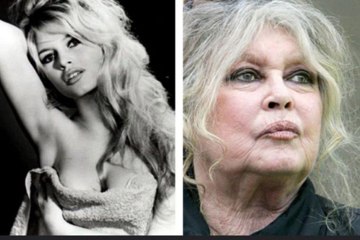 Brigitte Bardot. Foto: Acidcow. Imagen Por: