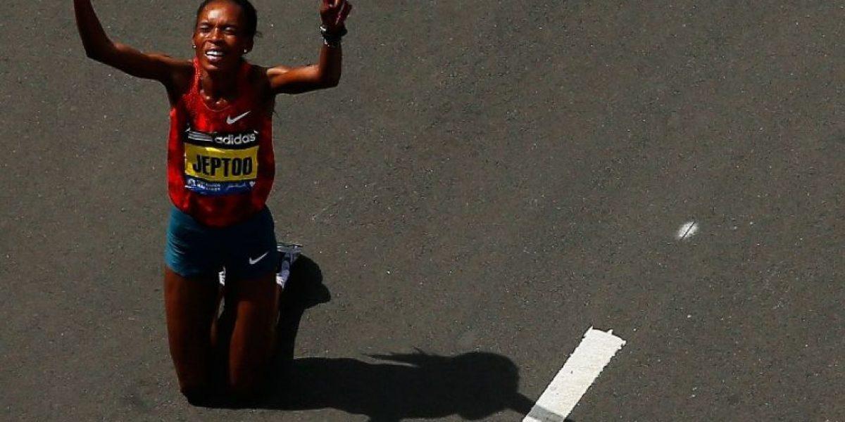 Fotos: Participan miles en la primera edición del Maratón de Boston tras el atentado