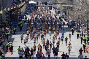 Martón de Boston Foto:AFP. Imagen Por: