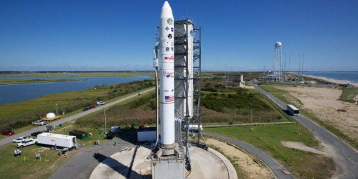 ¡Basura espacial! La sonda