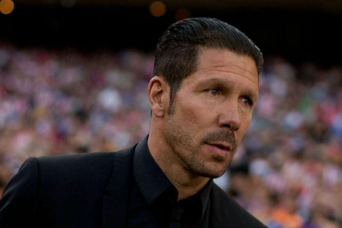 Diego Simeone, el guía del Atleti Foto:Getty Images. Imagen Por: