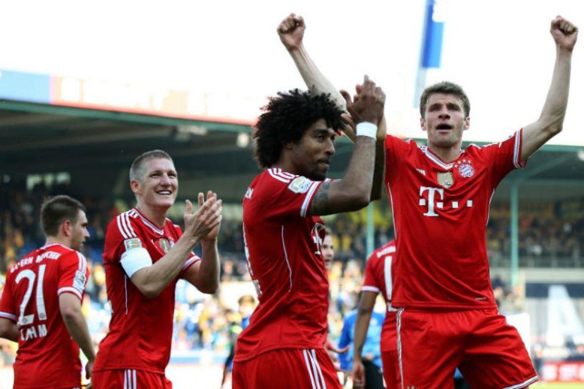 El campeón defensor Bayern Múnich Foto:Getty Images. Imagen Por: