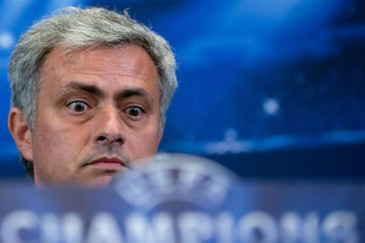 Mou busca su tercera Champions League Foto:Getty Images. Imagen Por: