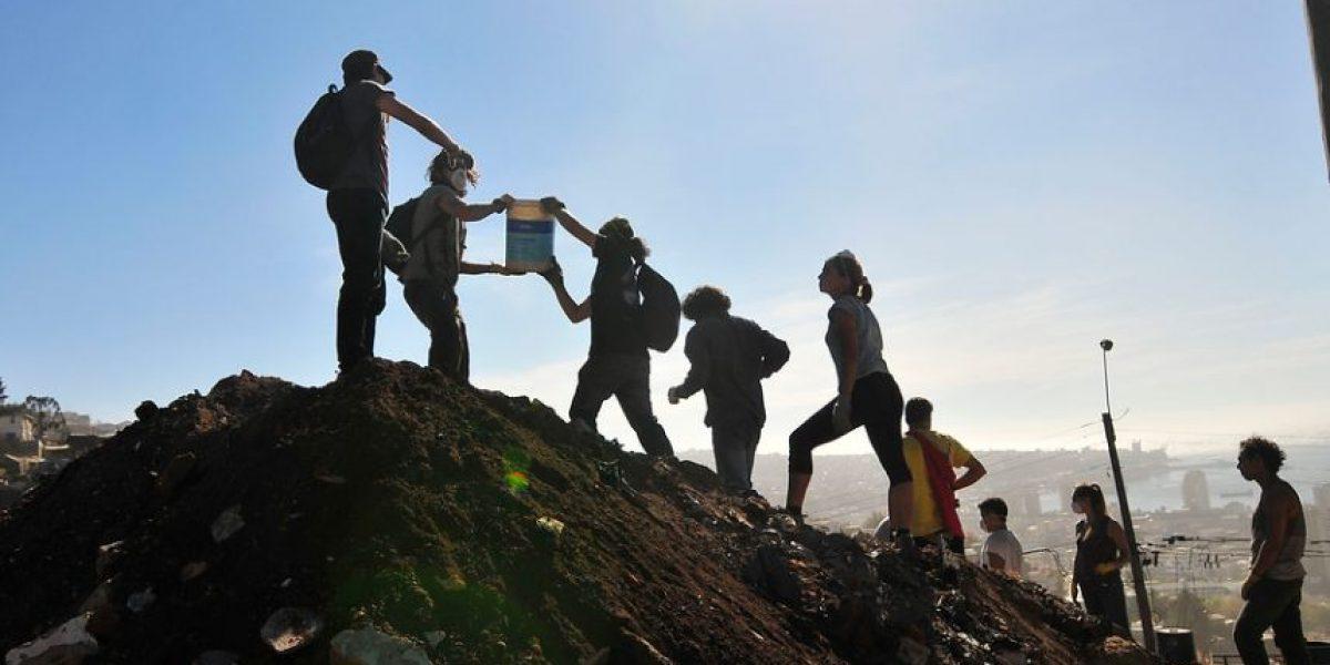 En Valparaíso hay 2.500 voluntarios acreditados